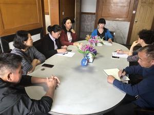 杨扇村确立人居环境工作制度和方法
